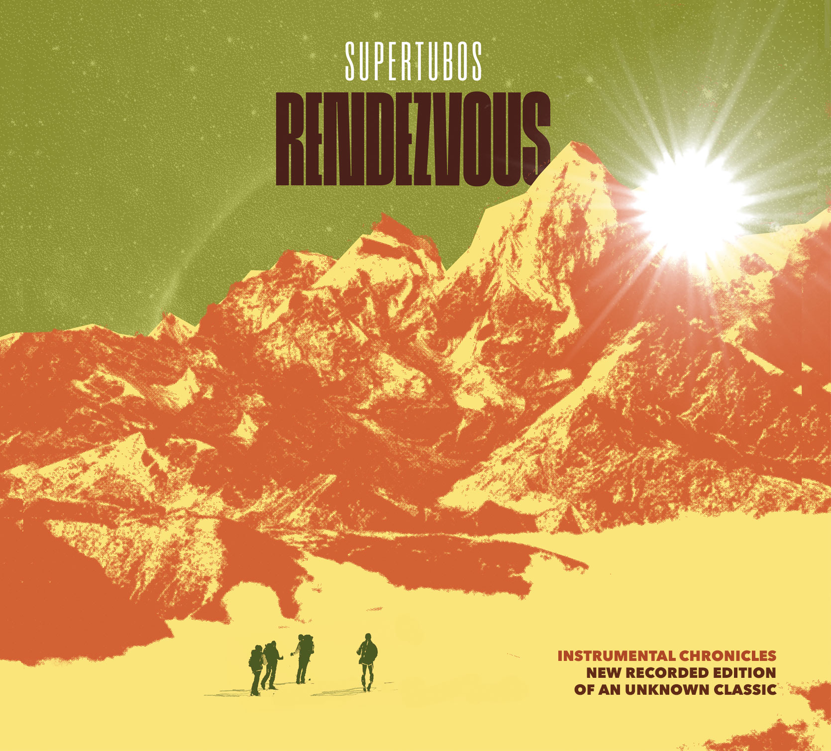 SRW016 Supertubos - Rendezvous (Digital Download) Image